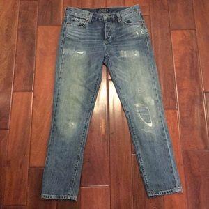 NWOT Lucky Brand Sienna Slim Boyfriend Jeans